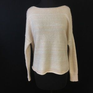 MADEWELL Threadmix Boat Neck Sweater for sale